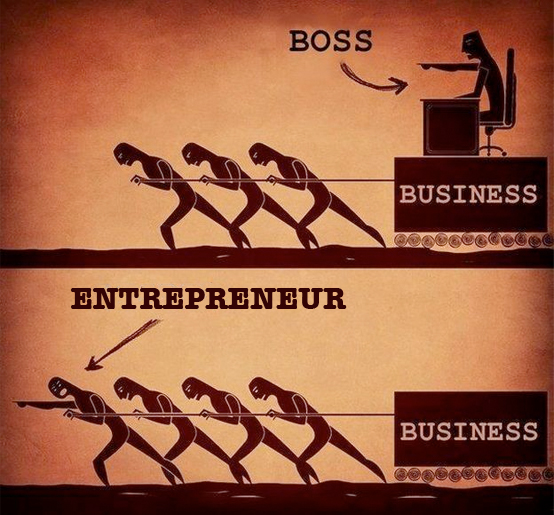 keeping a job vs entrepreneurship